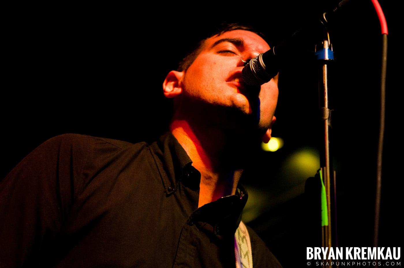Anti-Flag @ Irving Plaza, NYC - 10.8.11 (11)