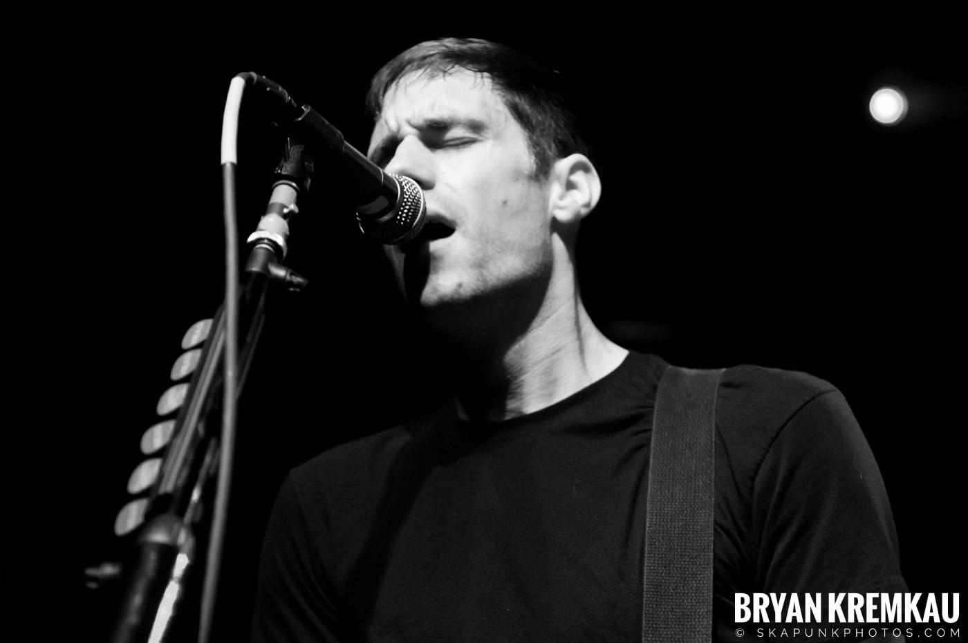 Anti-Flag @ Irving Plaza, NYC - 10.8.11 (8)