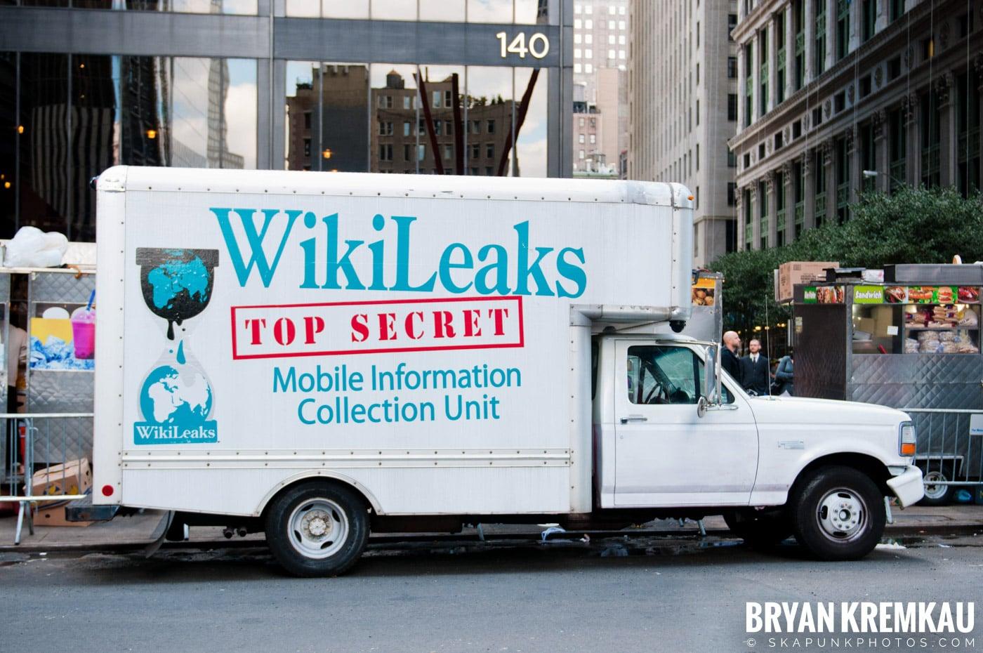Occupy Wall Street @ Zuccotti Park and Washington Square Park, NYC - 10.15.11 (123)