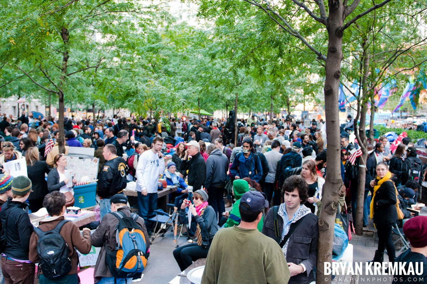 Occupy Wall Street @ Zuccotti Park and Washington Square Park, NYC - 10.15.11 (122)