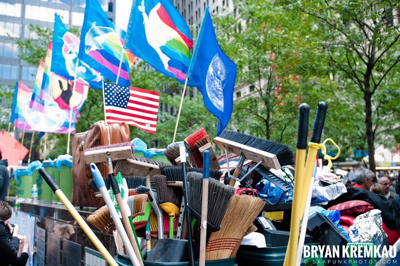 Occupy Wall Street @ Zuccotti Park and Washington Square Park, NYC - 10.15.11 (116)