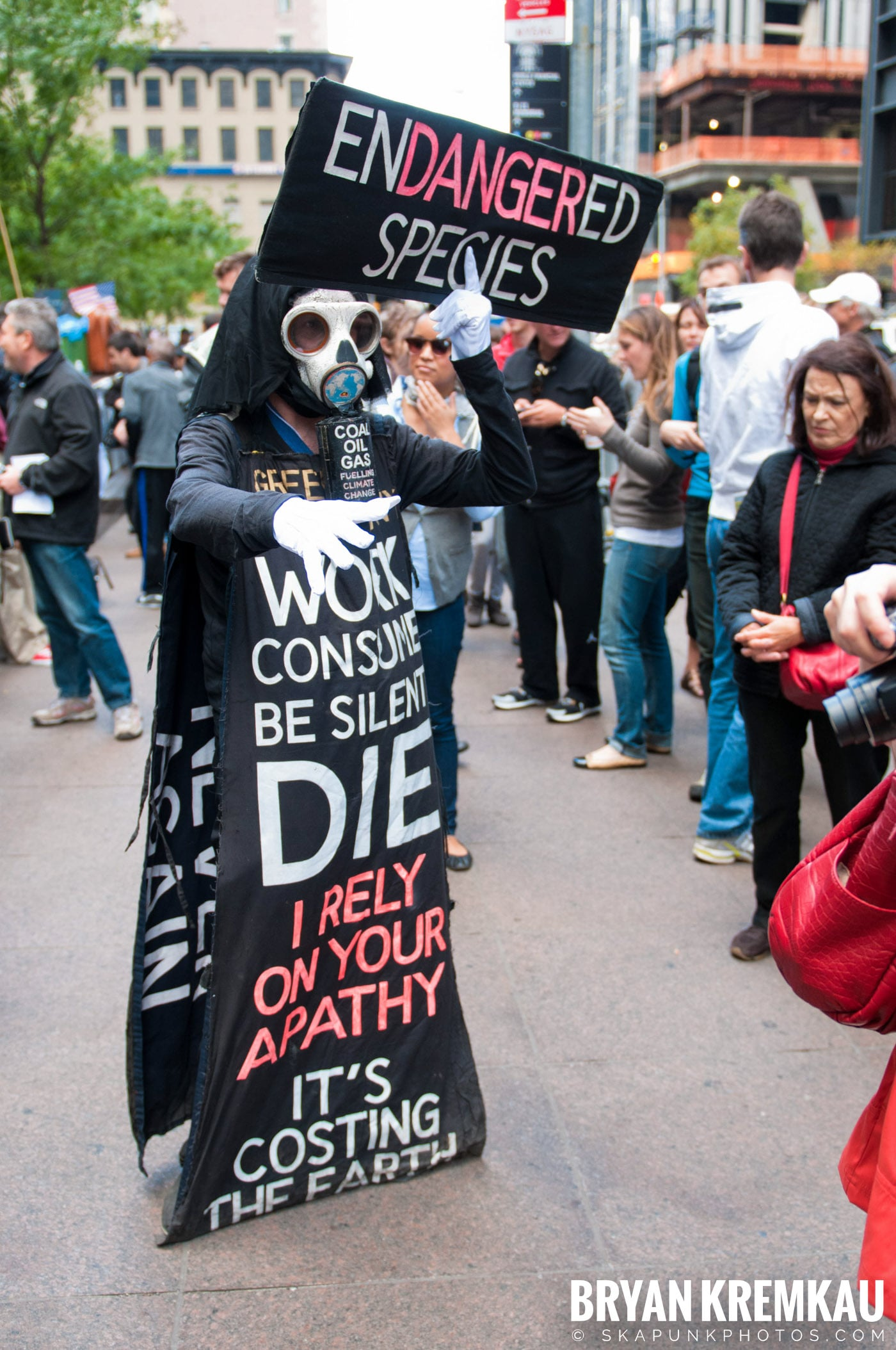 Occupy Wall Street @ Zuccotti Park and Washington Square Park, NYC - 10.15.11 (103)