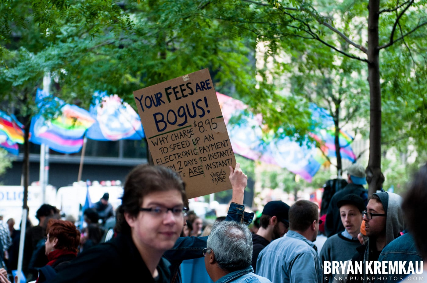 Occupy Wall Street @ Zuccotti Park and Washington Square Park, NYC - 10.15.11 (102)