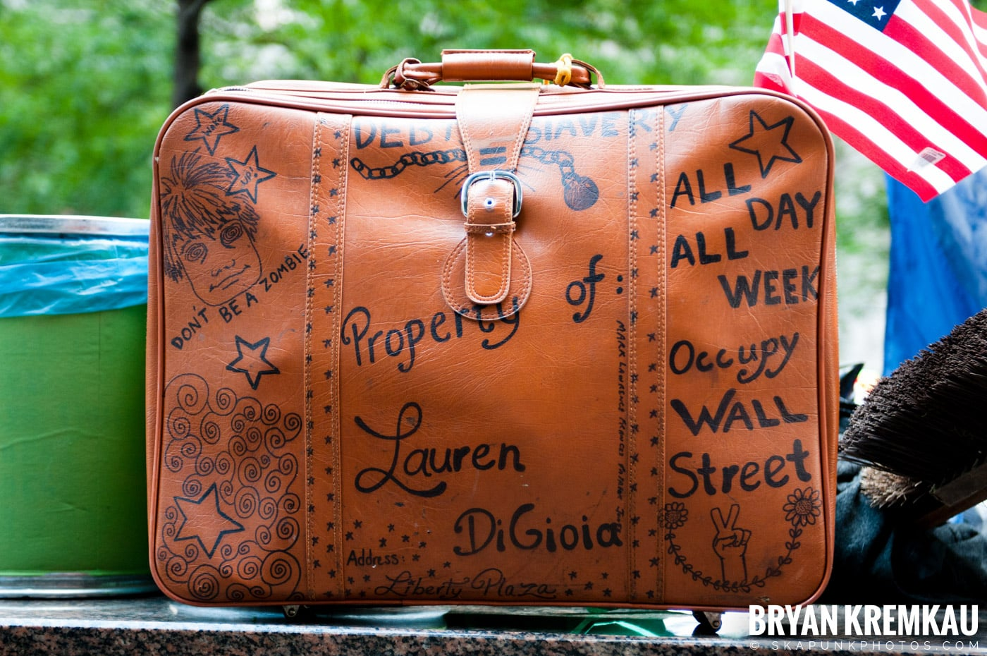 Occupy Wall Street @ Zuccotti Park and Washington Square Park, NYC - 10.15.11 (100)
