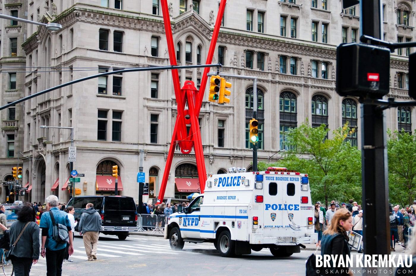 Occupy Wall Street @ Zuccotti Park and Washington Square Park, NYC - 10.15.11 (98)