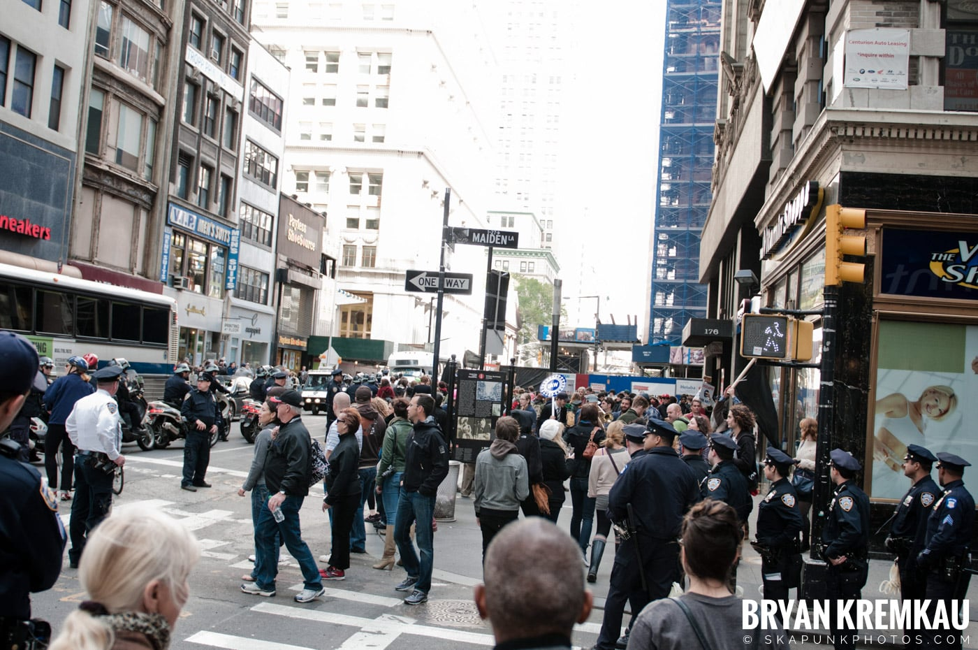 Occupy Wall Street @ Zuccotti Park and Washington Square Park, NYC - 10.15.11 (96)