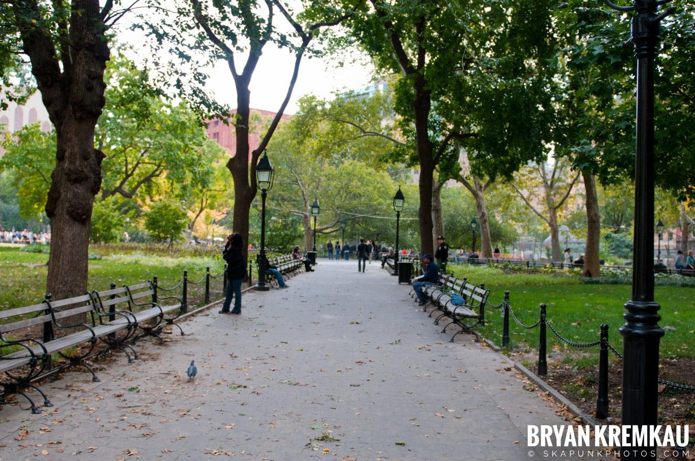 Occupy Wall Street @ Zuccotti Park and Washington Square Park, NYC - 10.15.11 (94)