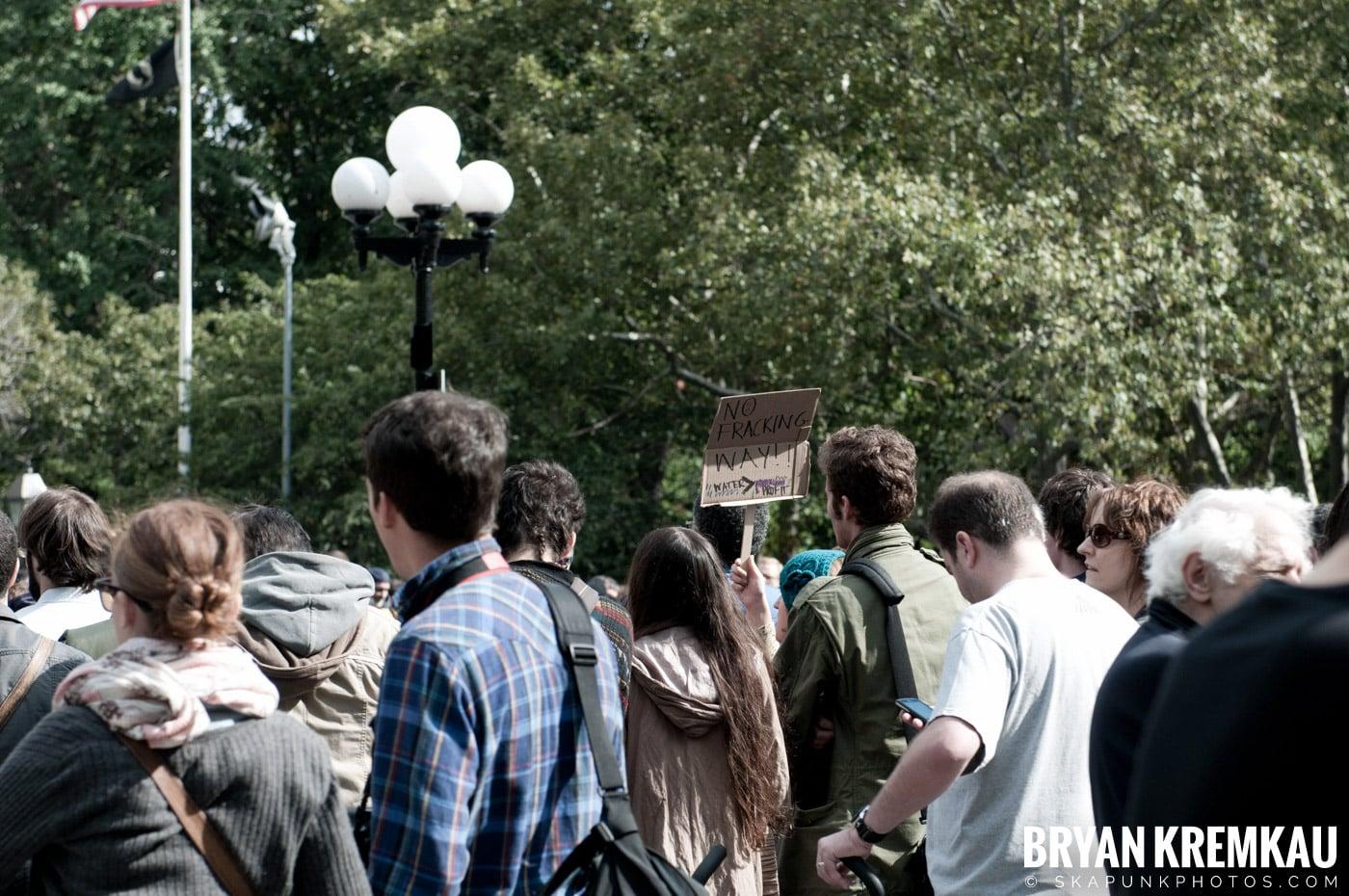 Occupy Wall Street @ Zuccotti Park and Washington Square Park, NYC - 10.15.11 (91)