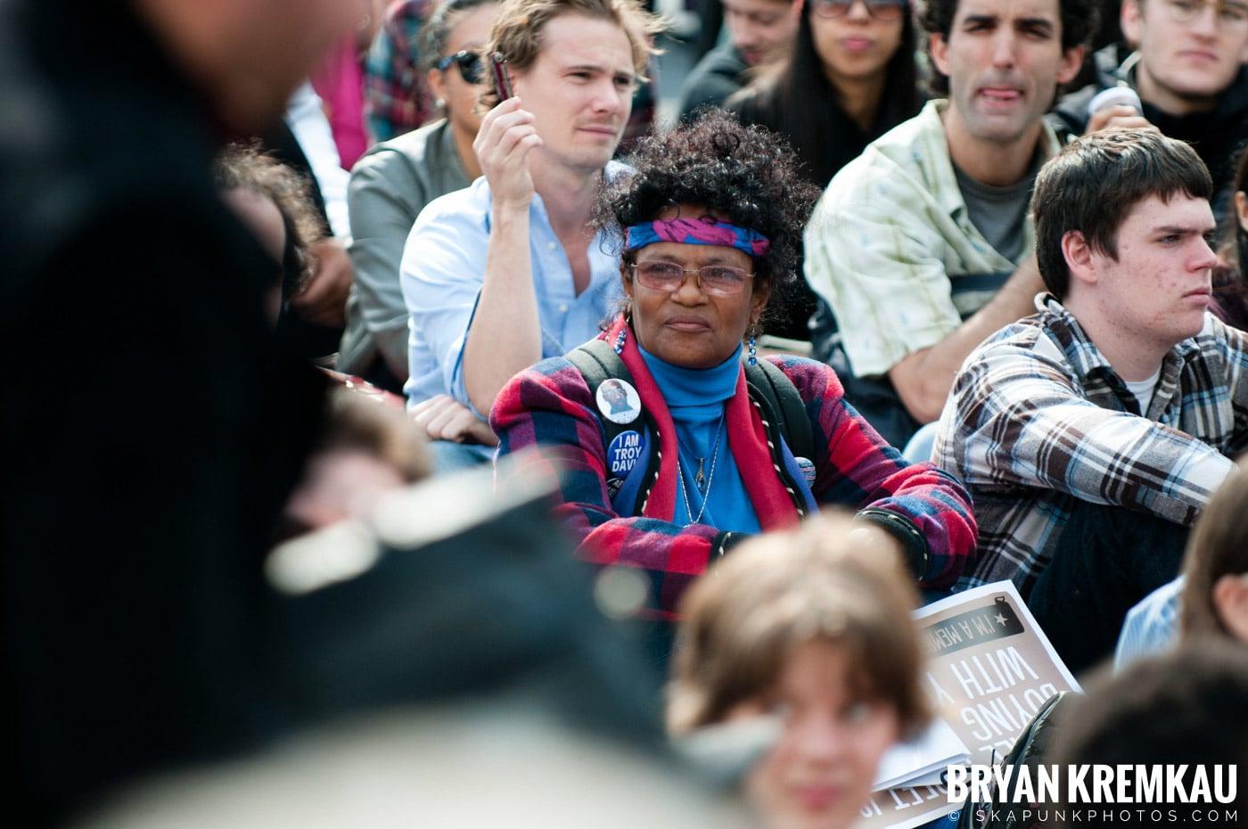 Occupy Wall Street @ Zuccotti Park and Washington Square Park, NYC - 10.15.11 (82)
