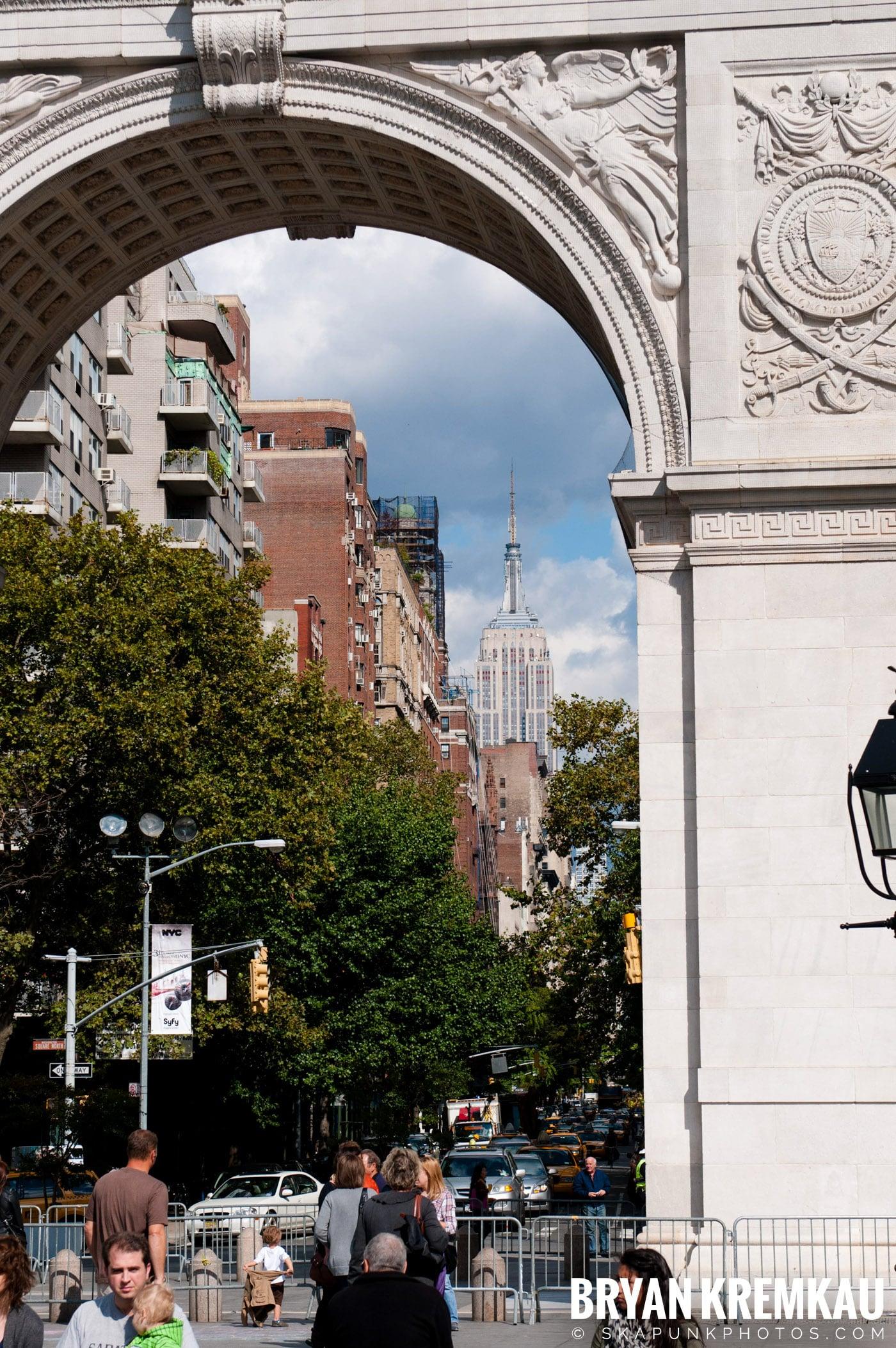 Occupy Wall Street @ Zuccotti Park and Washington Square Park, NYC - 10.15.11 (81)