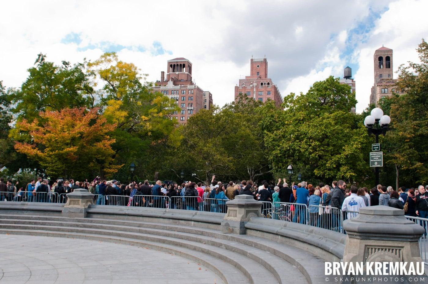 Occupy Wall Street @ Zuccotti Park and Washington Square Park, NYC - 10.15.11 (80)