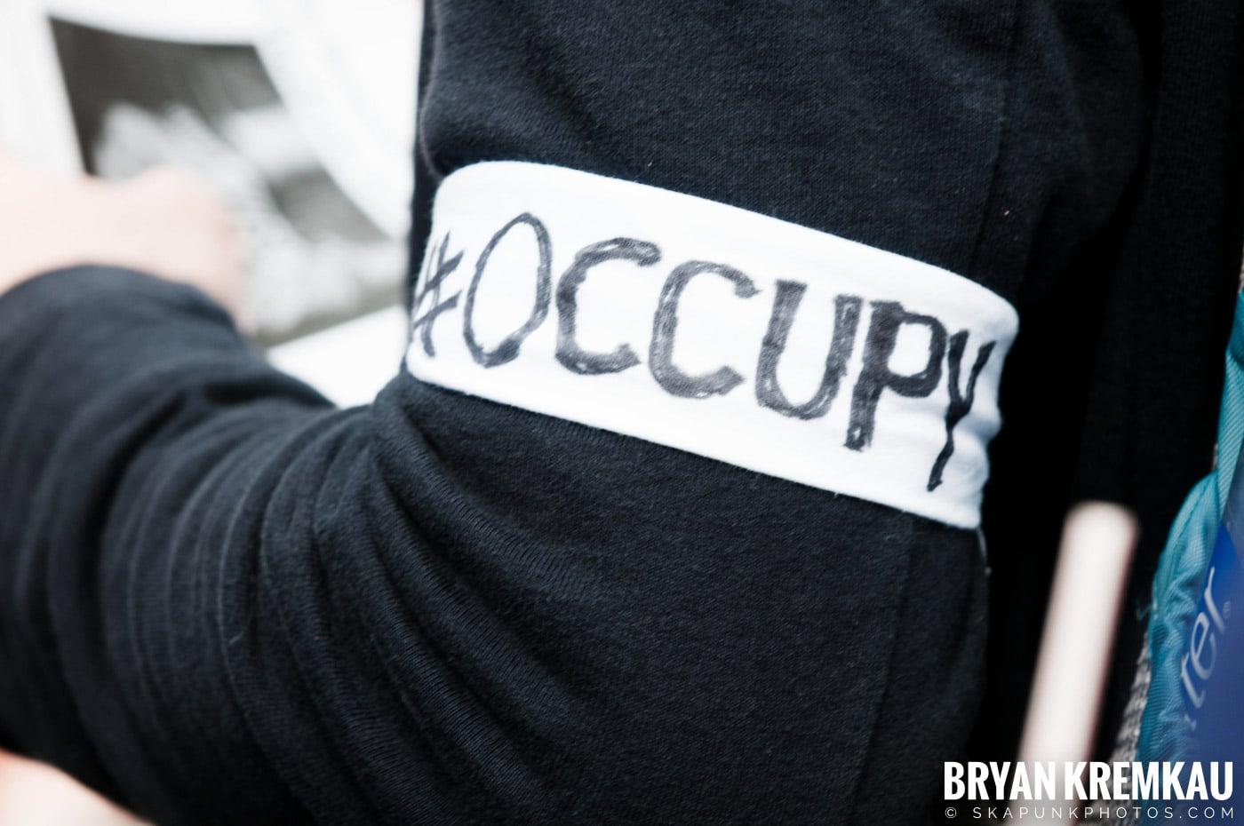 Occupy Wall Street @ Zuccotti Park and Washington Square Park, NYC - 10.15.11 (76)
