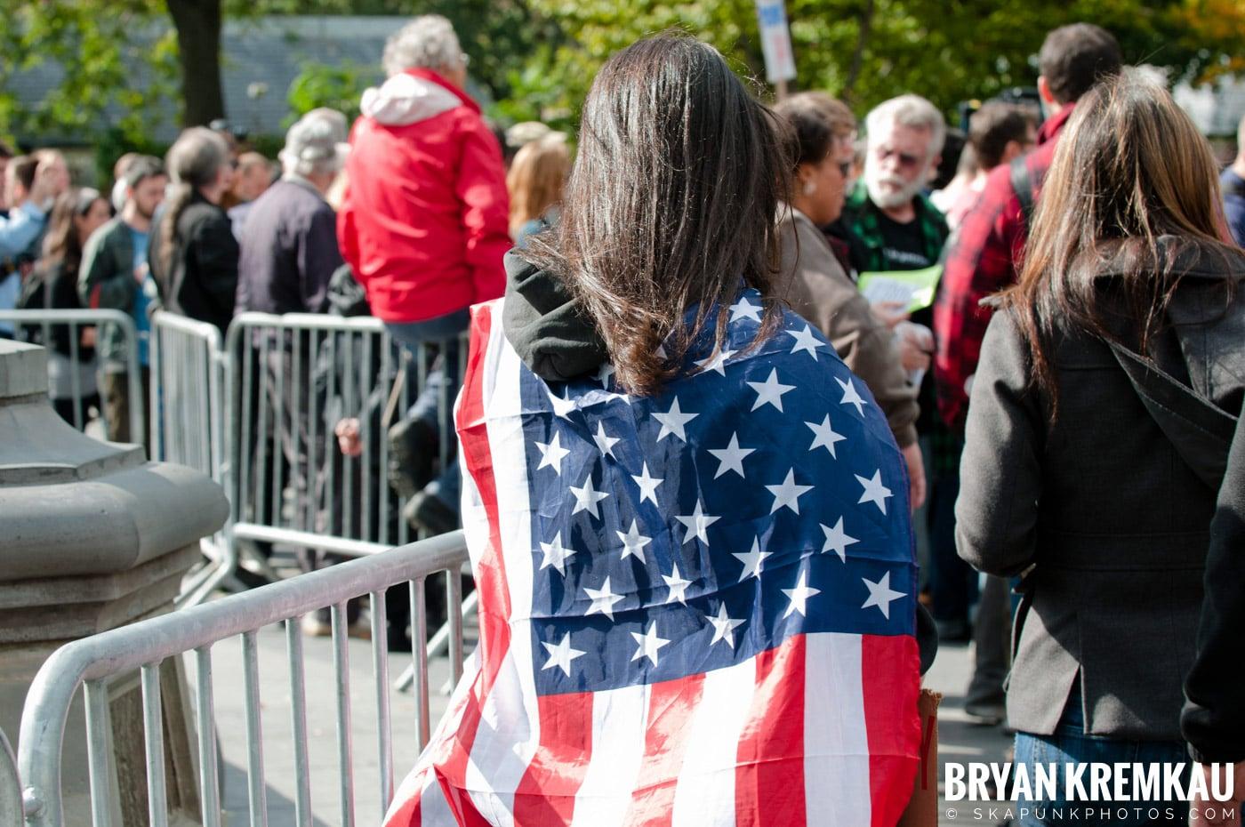 Occupy Wall Street @ Zuccotti Park and Washington Square Park, NYC - 10.15.11 (75)