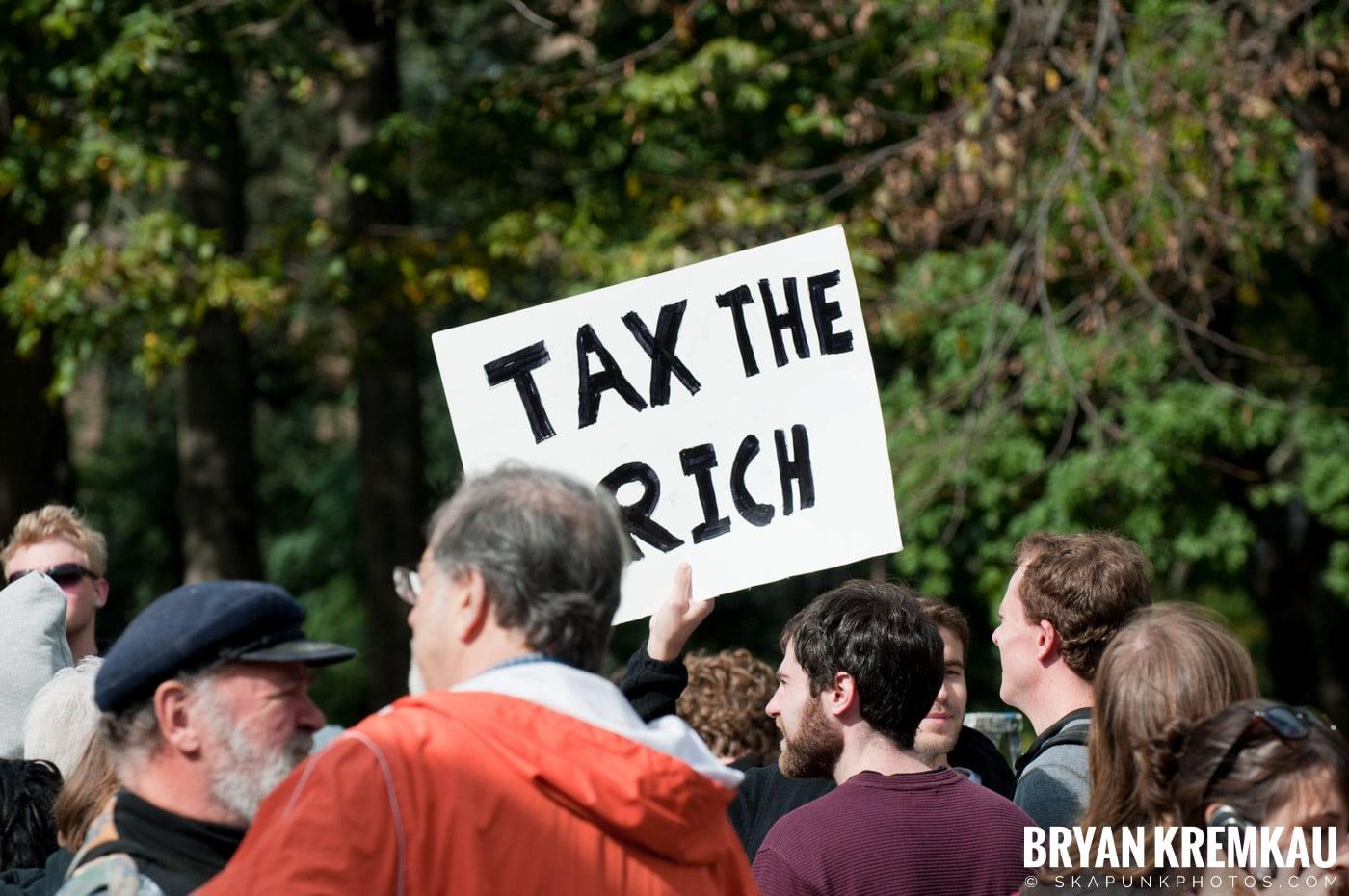 Occupy Wall Street @ Zuccotti Park and Washington Square Park, NYC - 10.15.11 (74)