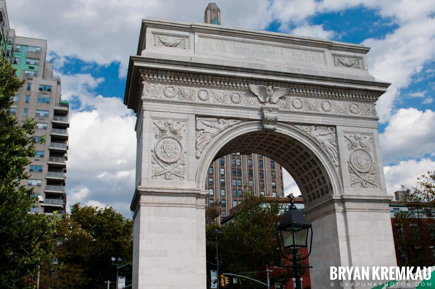 Occupy Wall Street @ Zuccotti Park and Washington Square Park, NYC - 10.15.11 (64)