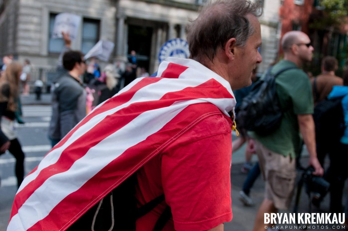 Occupy Wall Street @ Zuccotti Park and Washington Square Park, NYC - 10.15.11 (51)
