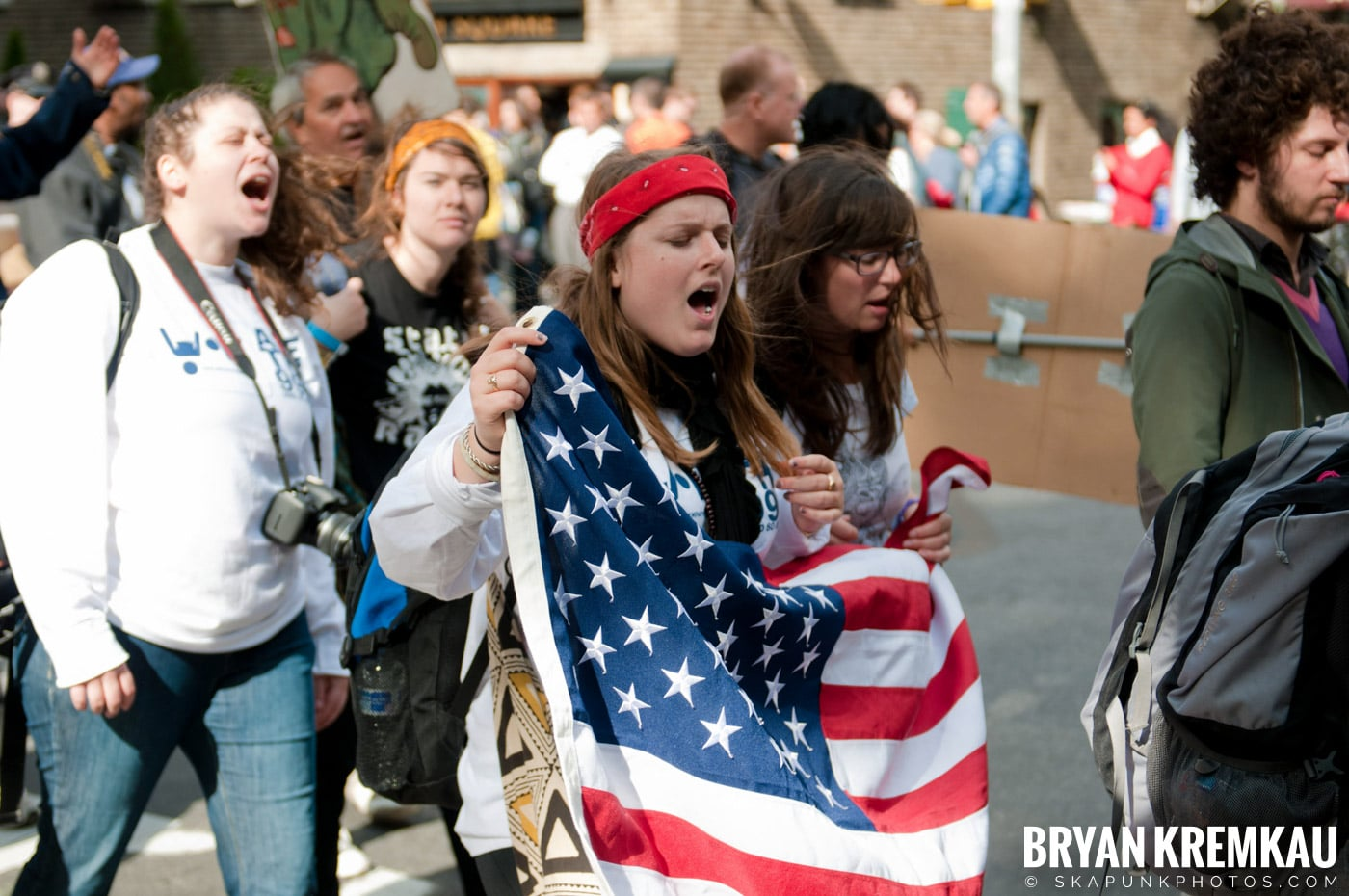 Occupy Wall Street @ Zuccotti Park and Washington Square Park, NYC - 10.15.11 (50)