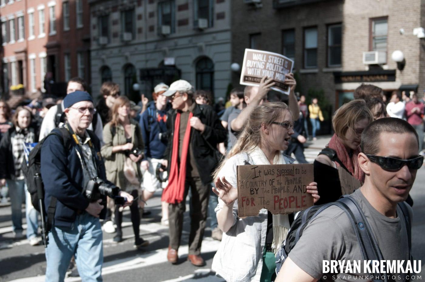 Occupy Wall Street @ Zuccotti Park and Washington Square Park, NYC - 10.15.11 (48)
