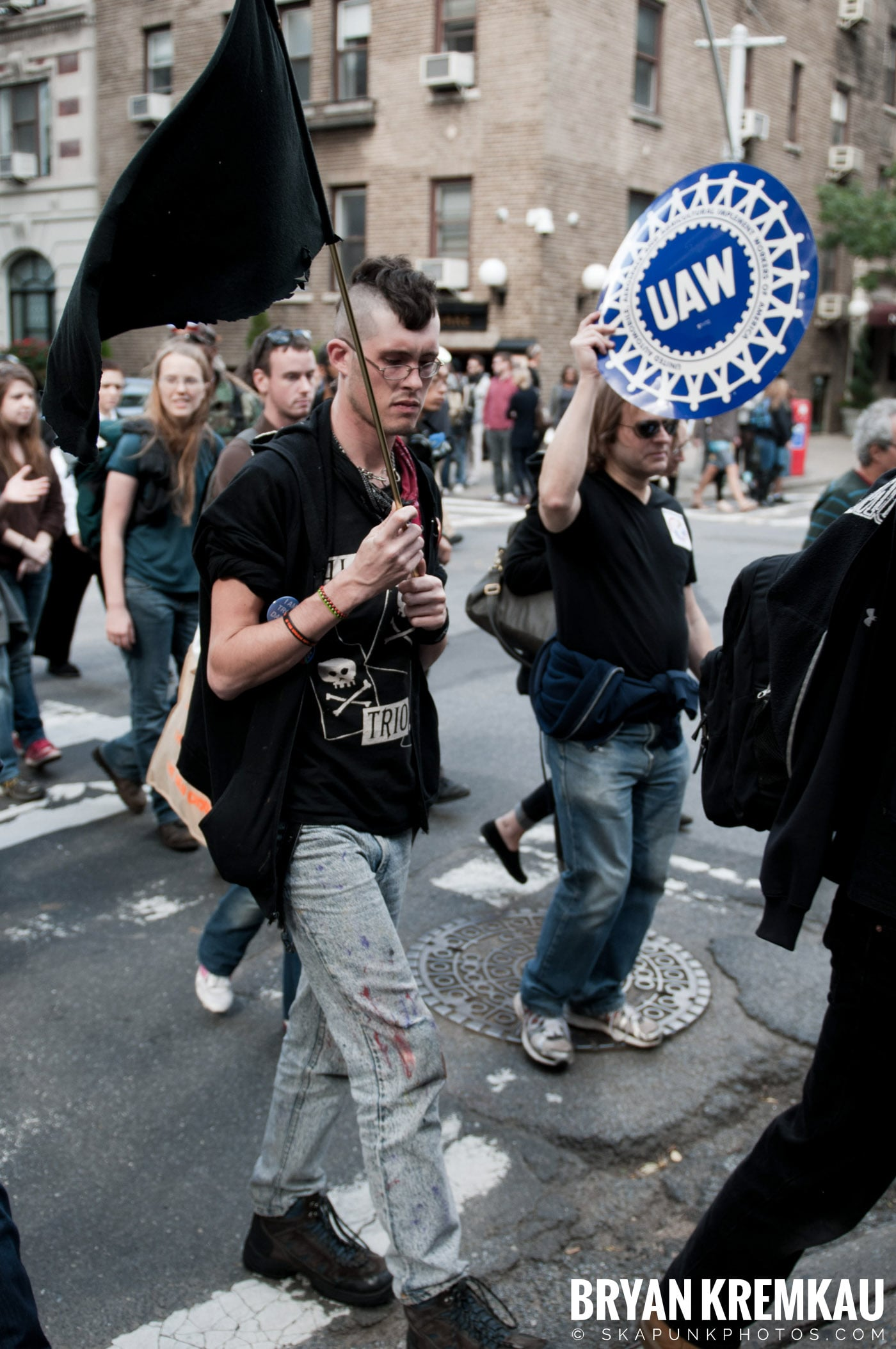 Occupy Wall Street @ Zuccotti Park and Washington Square Park, NYC - 10.15.11 (41)