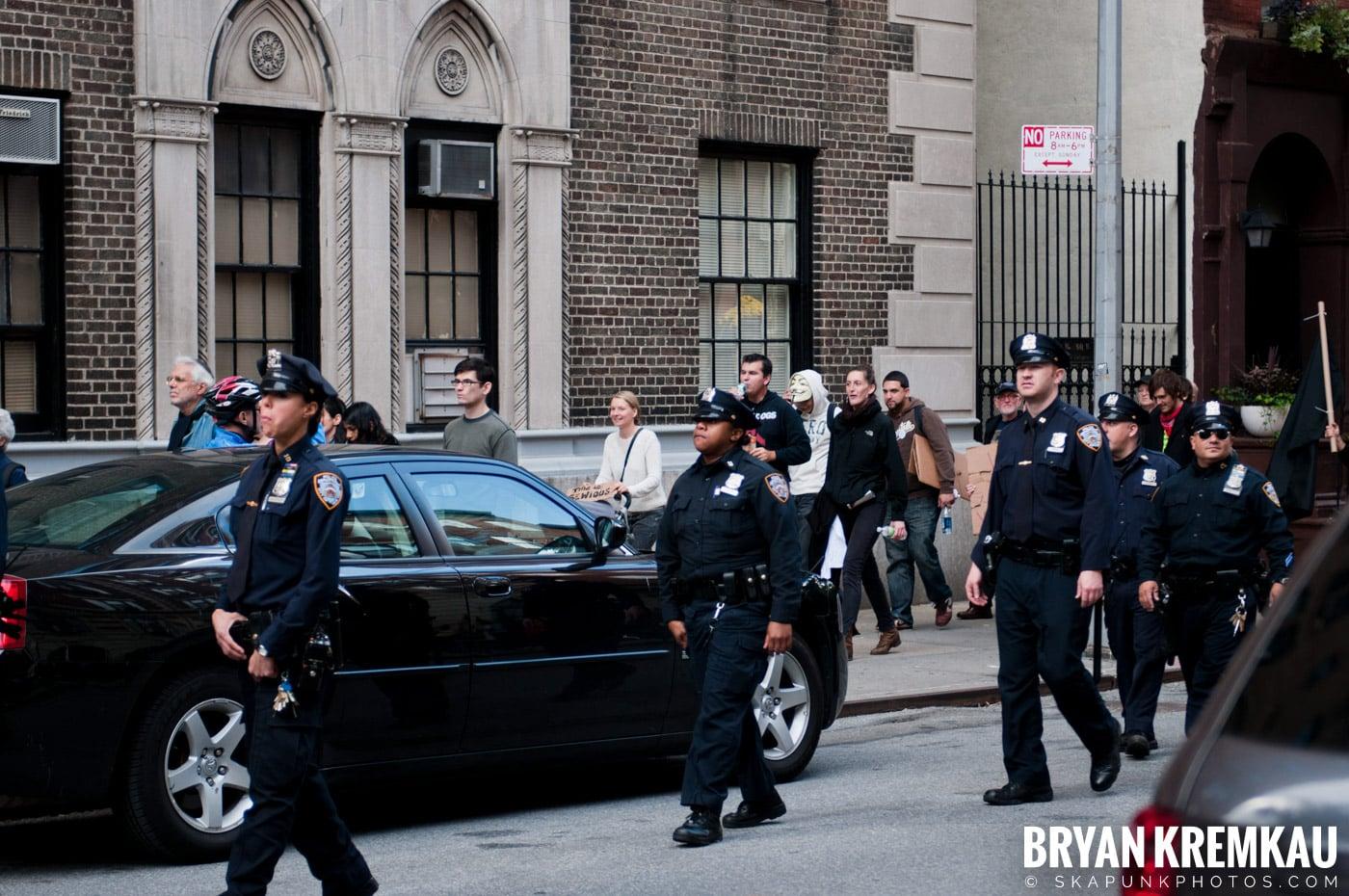 Occupy Wall Street @ Zuccotti Park and Washington Square Park, NYC - 10.15.11 (30)