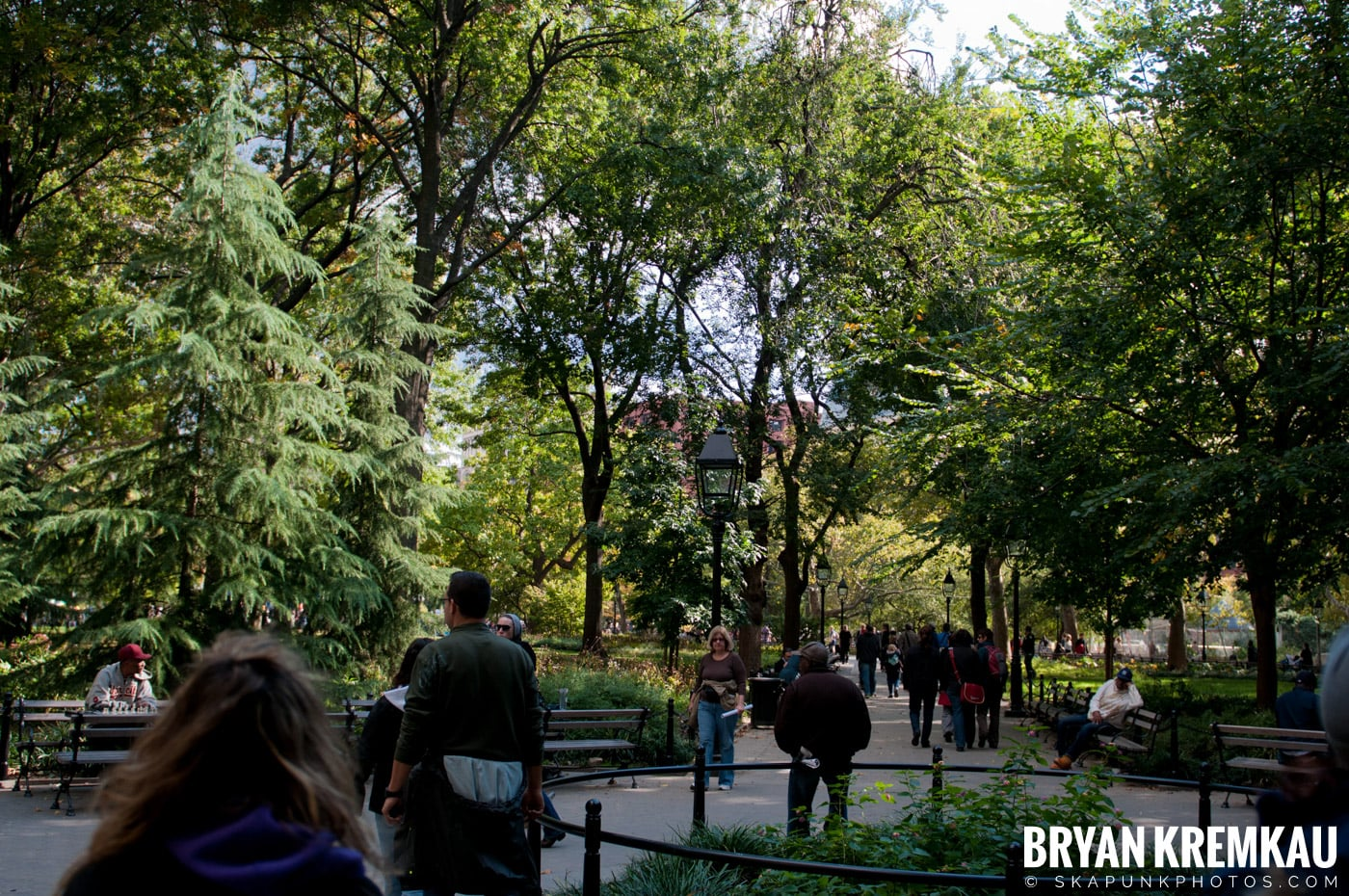 Occupy Wall Street @ Zuccotti Park and Washington Square Park, NYC - 10.15.11 (27)