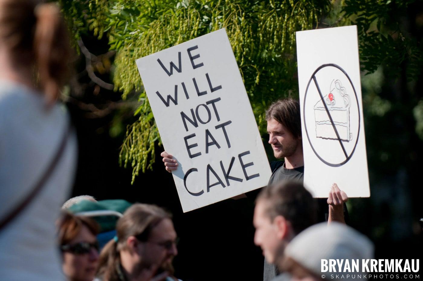 Occupy Wall Street @ Zuccotti Park and Washington Square Park, NYC - 10.15.11 (6)