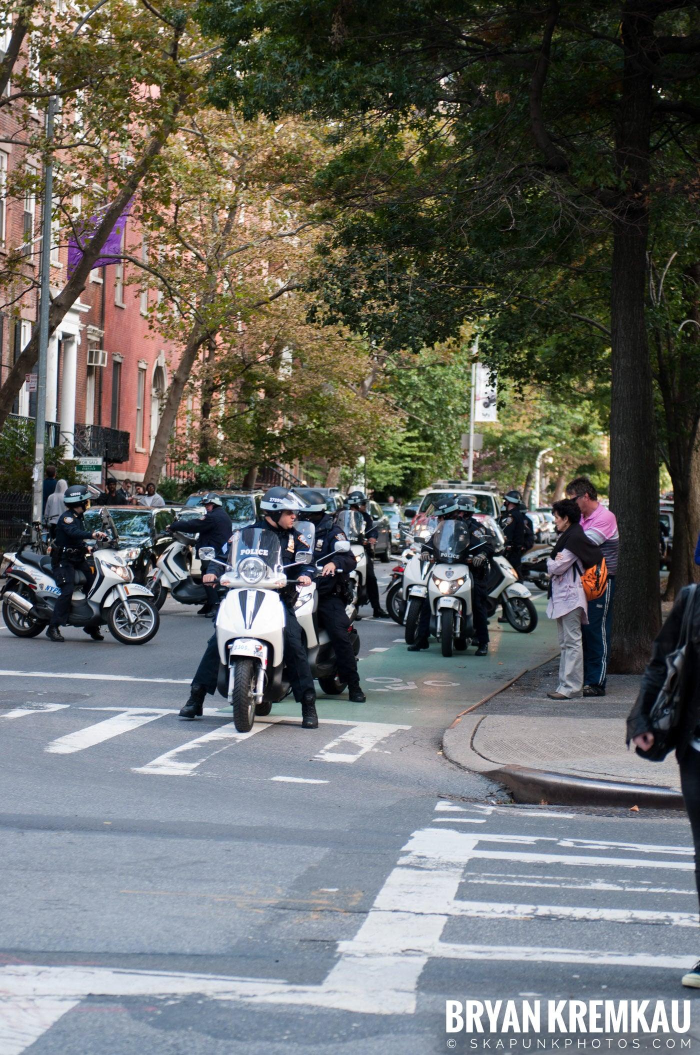 Occupy Wall Street @ Zuccotti Park and Washington Square Park, NYC - 10.15.11 (2)