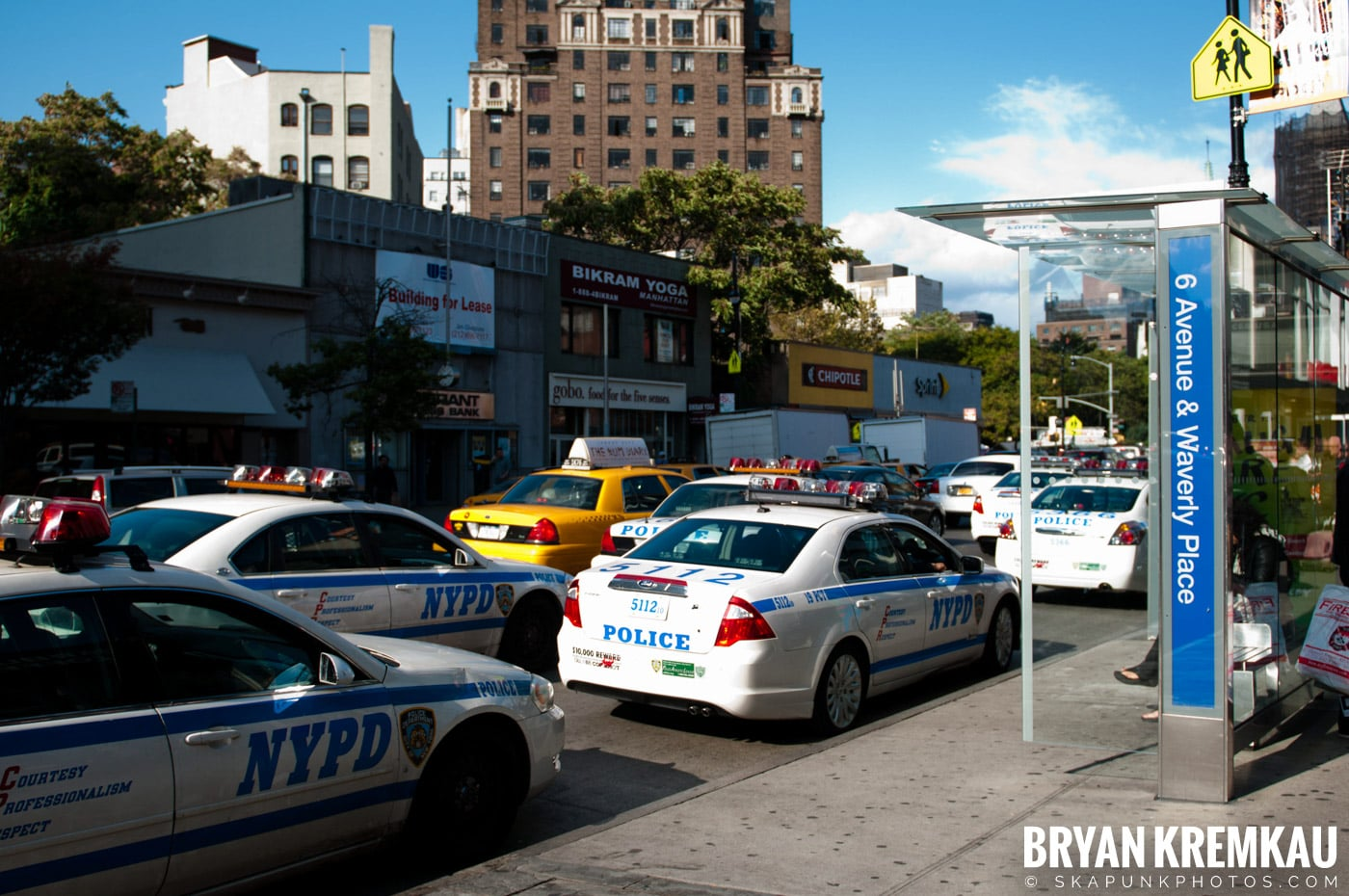 Occupy Wall Street @ Zuccotti Park and Washington Square Park, NYC - 10.15.11 (1)