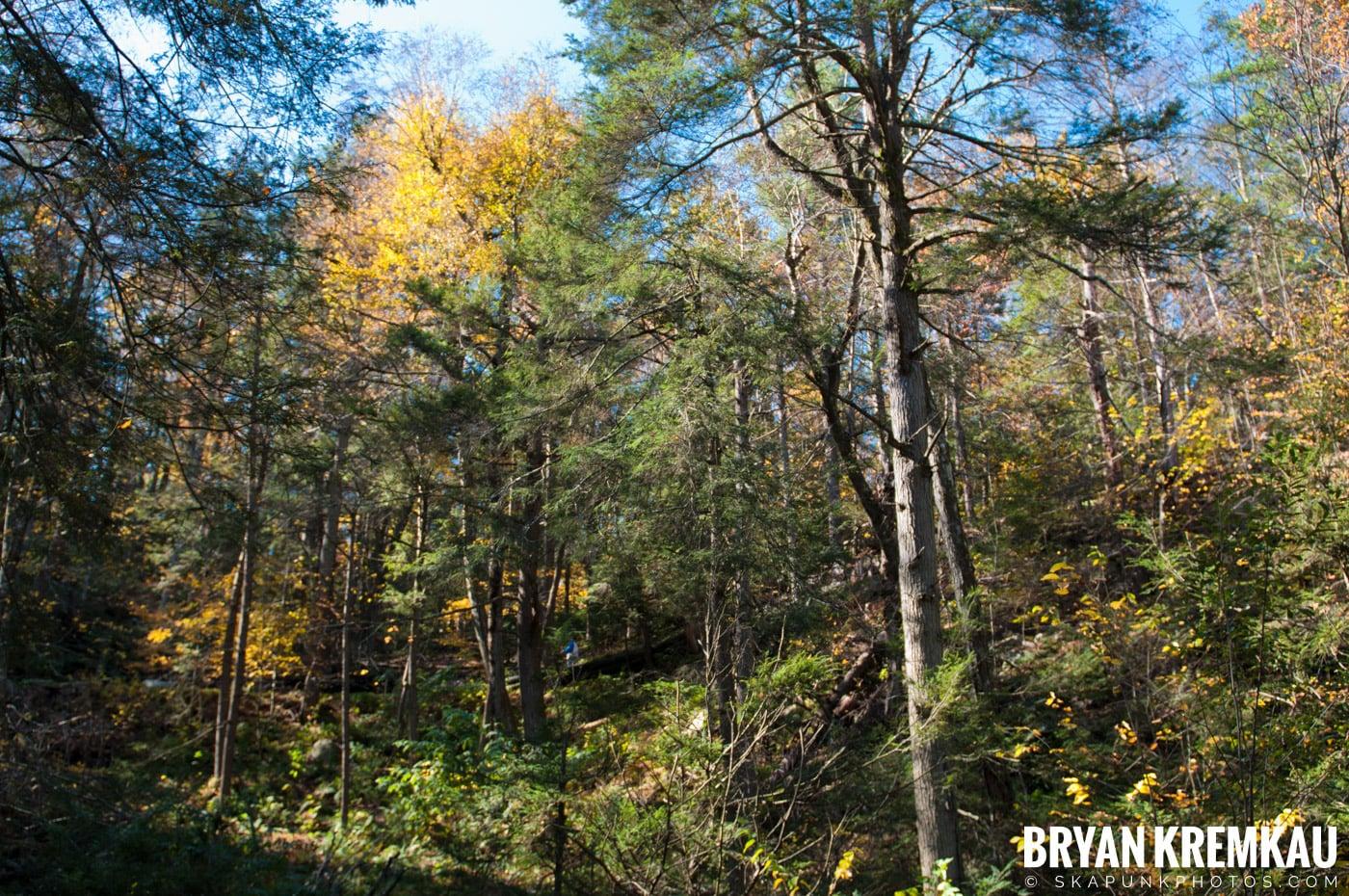 Minnewaska State Park Preserve @ Wawarsing, New York - 10.22.11 (34)