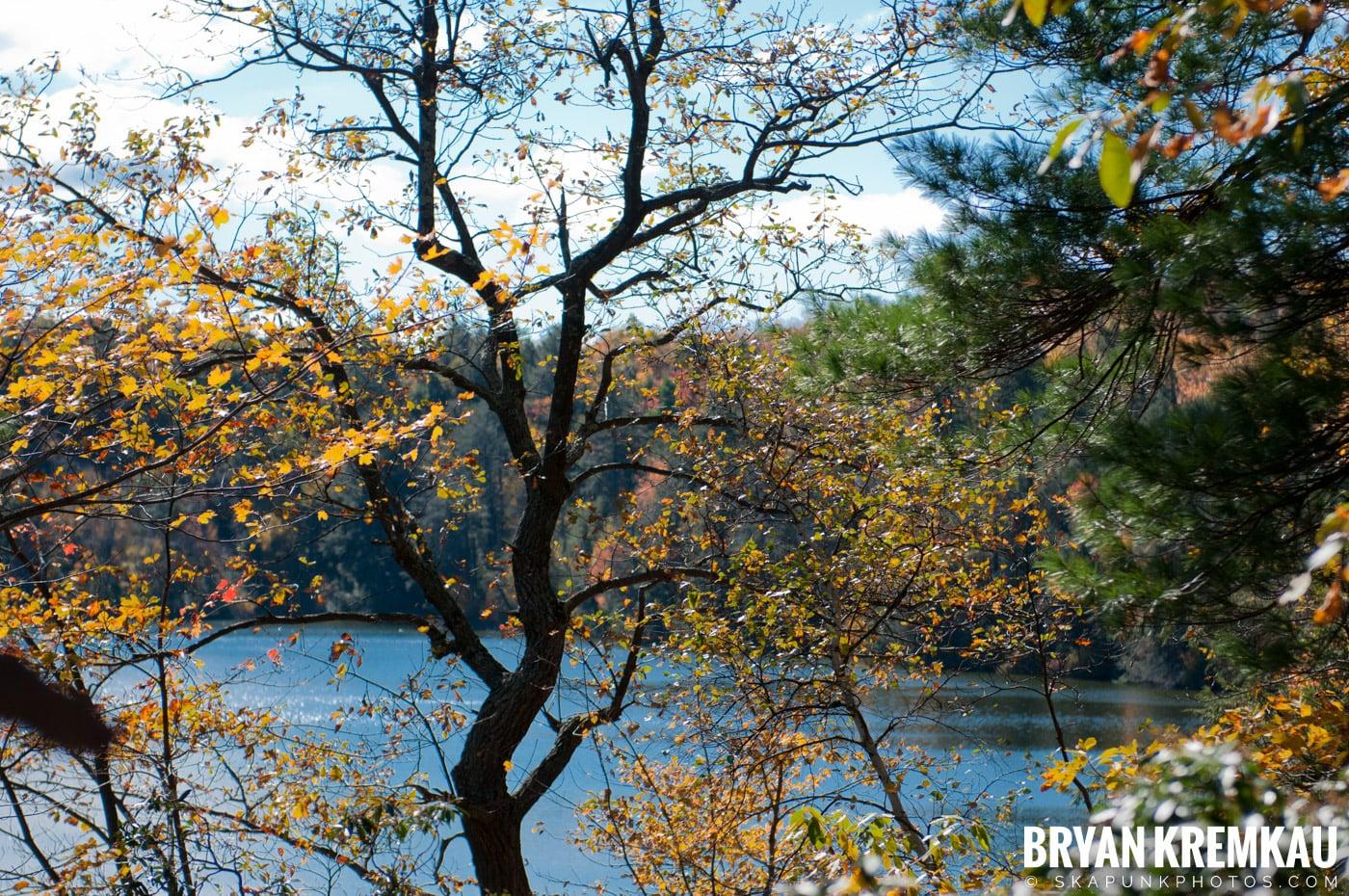 Minnewaska State Park Preserve @ Wawarsing, New York - 10.22.11 (23)