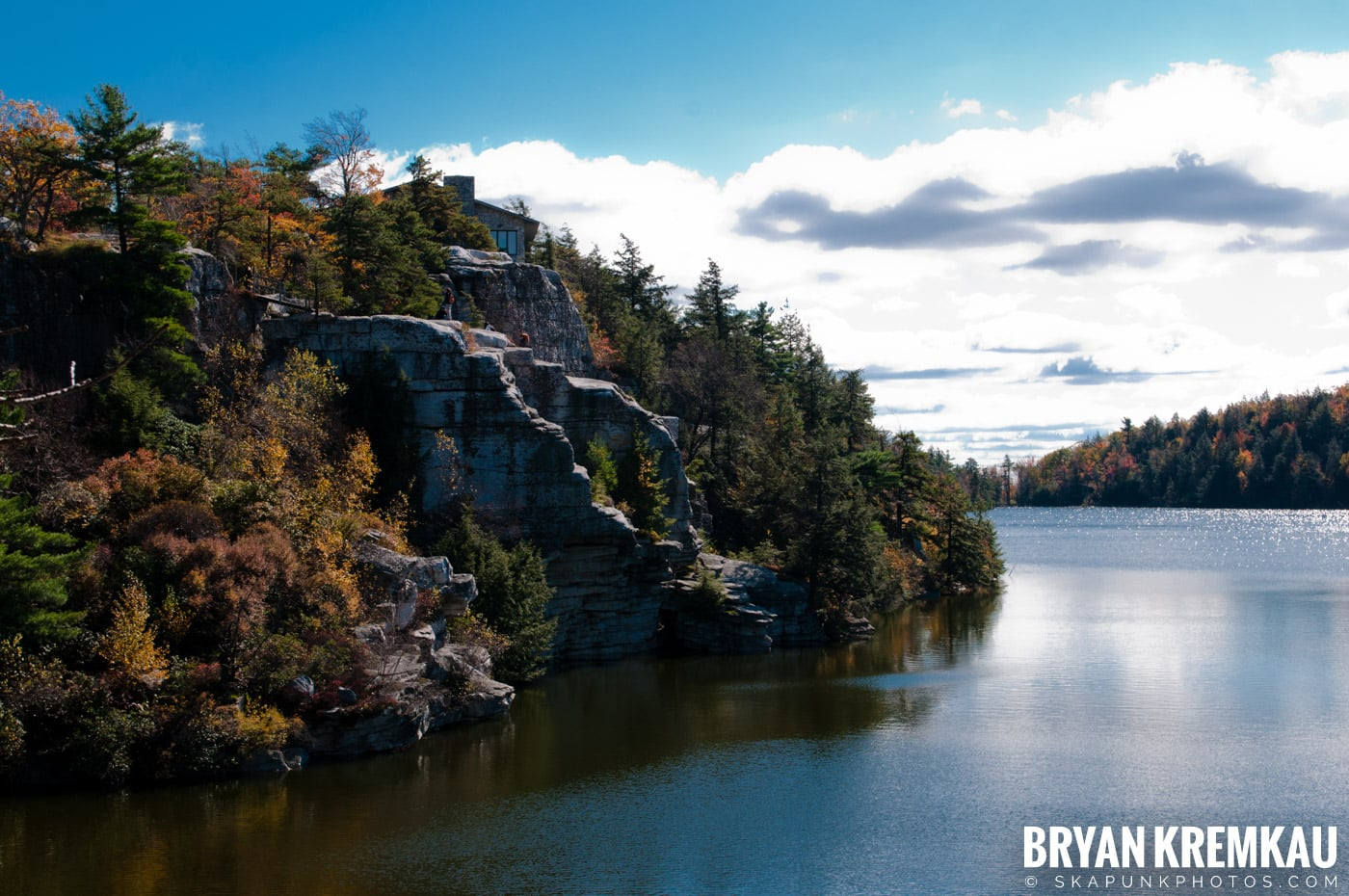 Minnewaska State Park Preserve @ Wawarsing, New York - 10.22.11 (22)