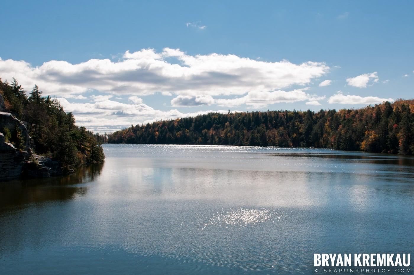 Minnewaska State Park Preserve @ Wawarsing, New York - 10.22.11 (21)