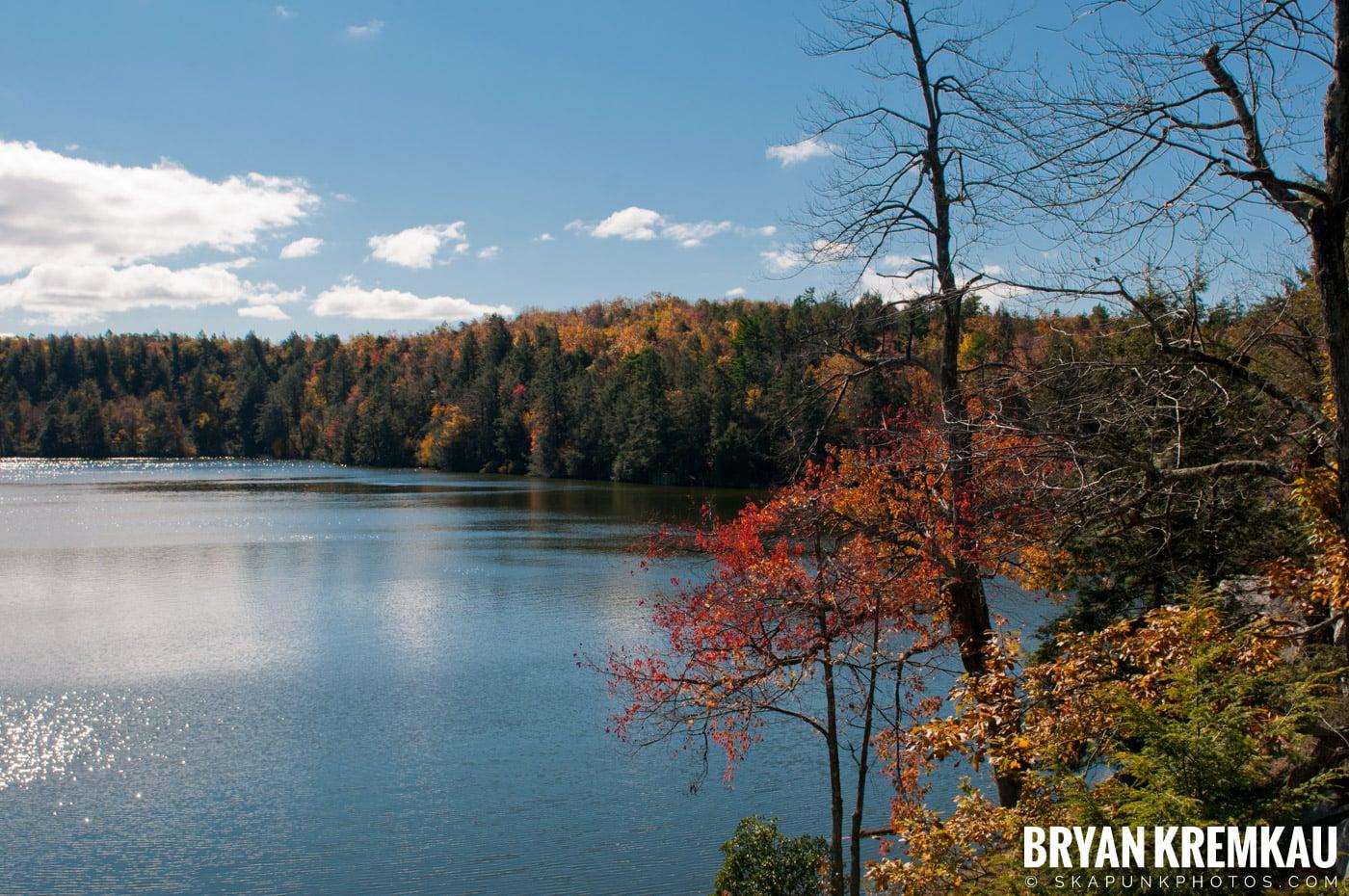 Minnewaska State Park Preserve @ Wawarsing, New York - 10.22.11 (20)