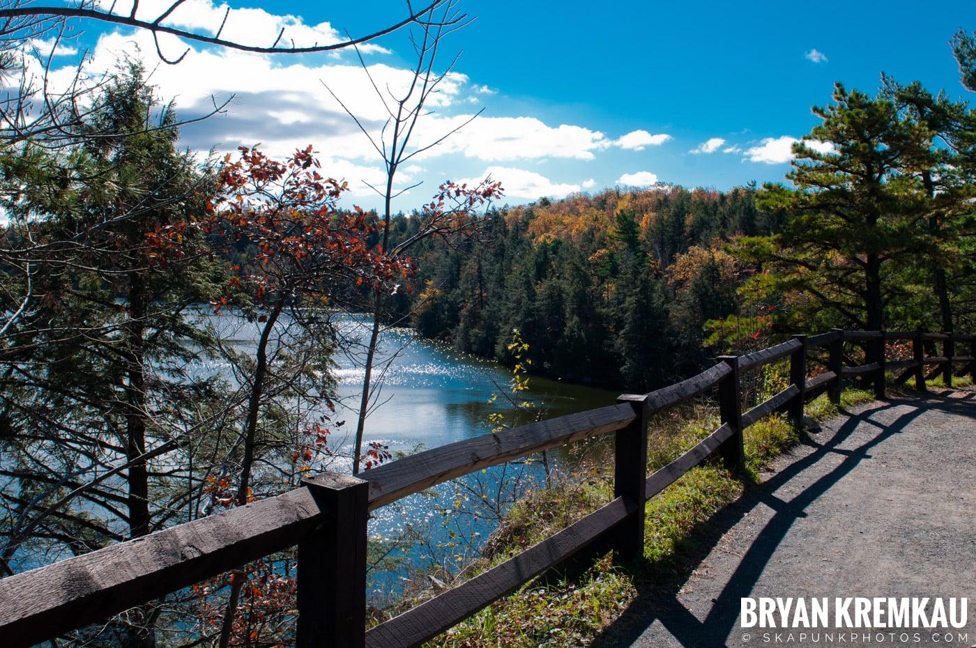 Minnewaska State Park Preserve @ Wawarsing, New York - 10.22.11 (16)