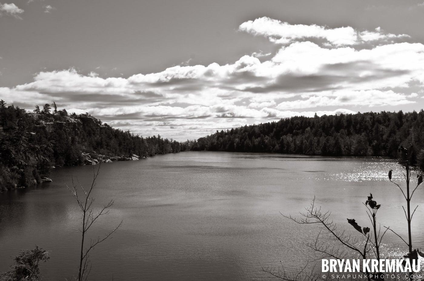 Minnewaska State Park Preserve @ Wawarsing, New York - 10.22.11 (15)