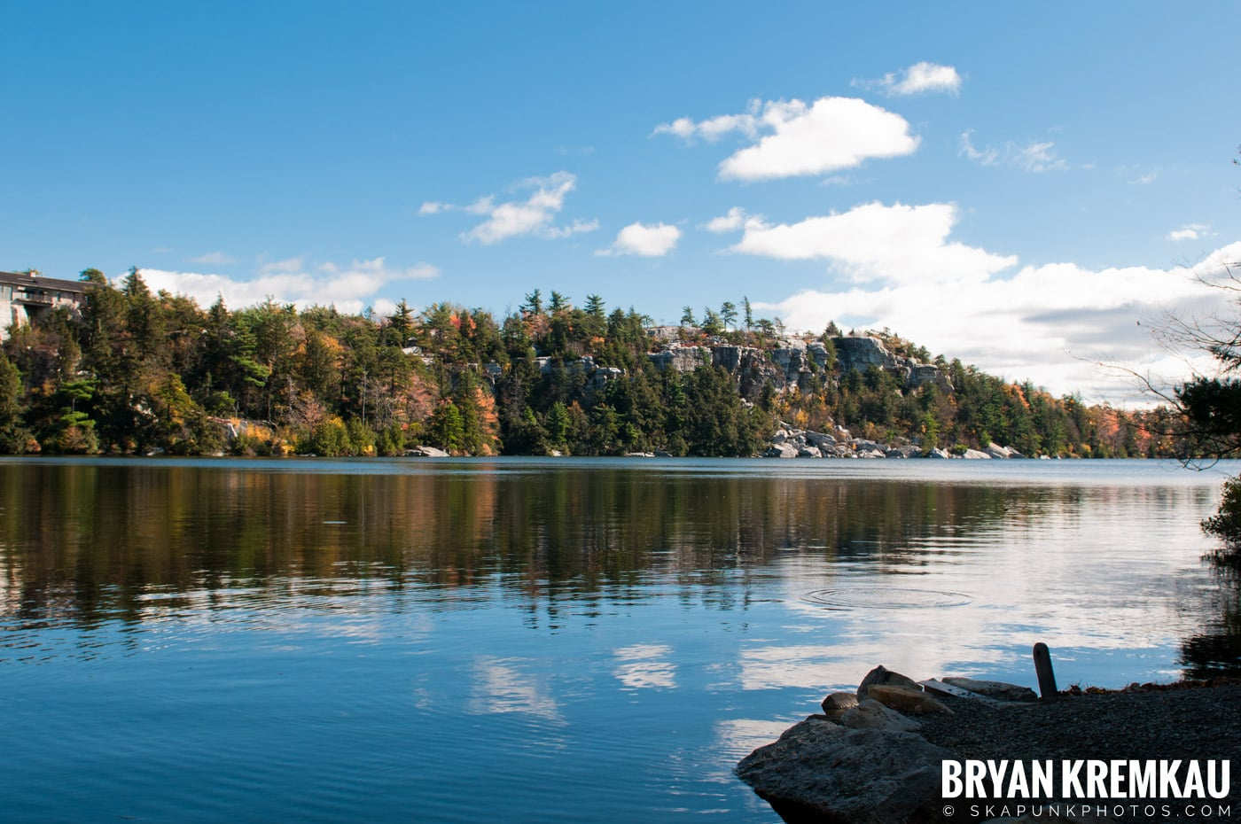 Minnewaska State Park Preserve @ Wawarsing, New York - 10.22.11 (10)