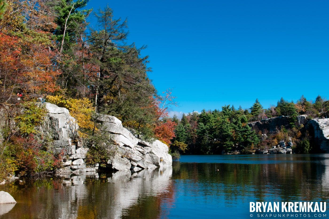 Minnewaska State Park Preserve @ Wawarsing, New York - 10.22.11 (8)