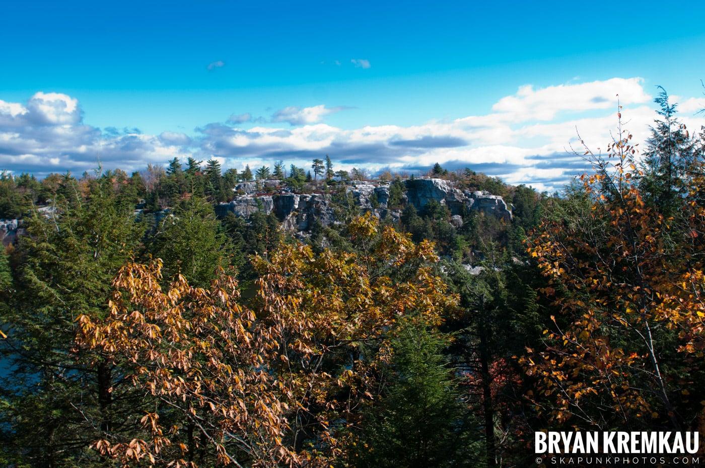 Minnewaska State Park Preserve @ Wawarsing, New York - 10.22.11 (4)