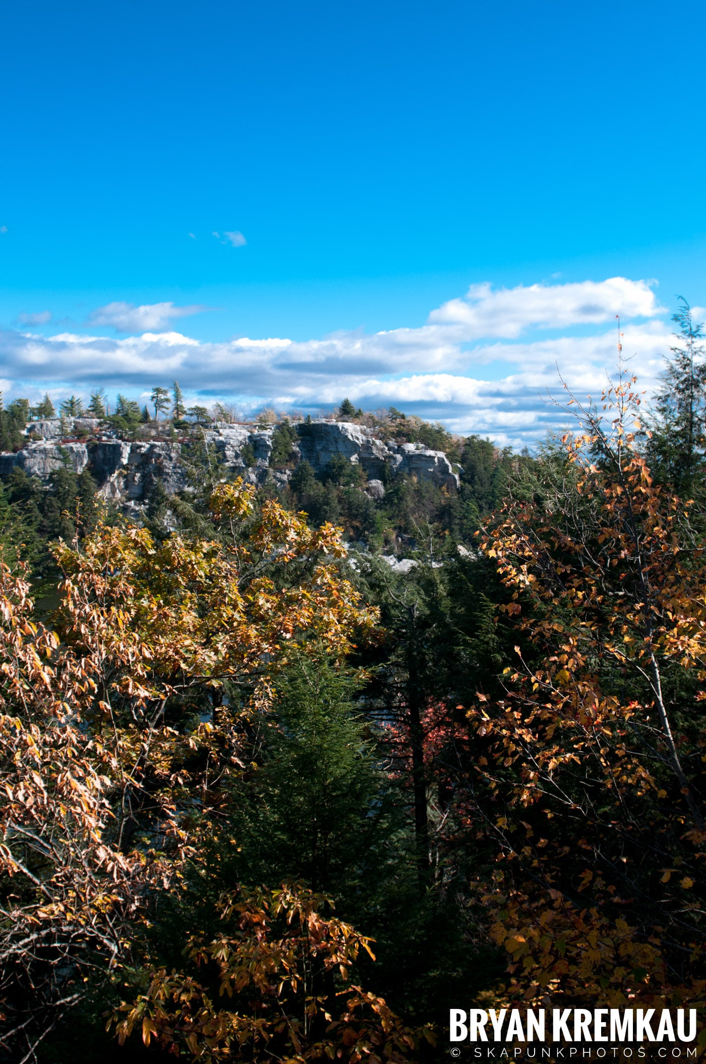 Minnewaska State Park Preserve @ Wawarsing, New York - 10.22.11 (3)