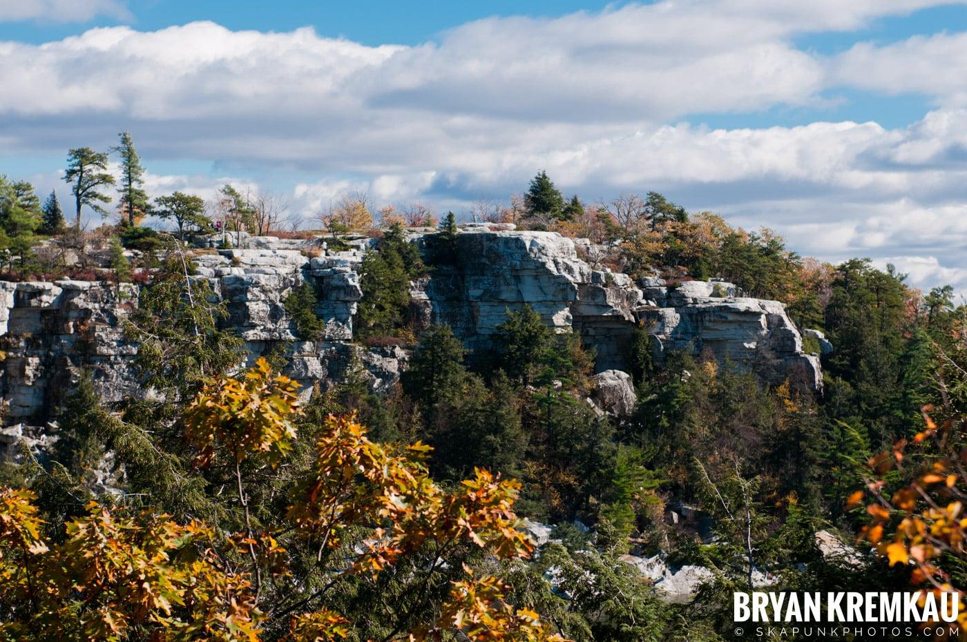 Minnewaska State Park Preserve @ Wawarsing, New York - 10.22.11 (2)