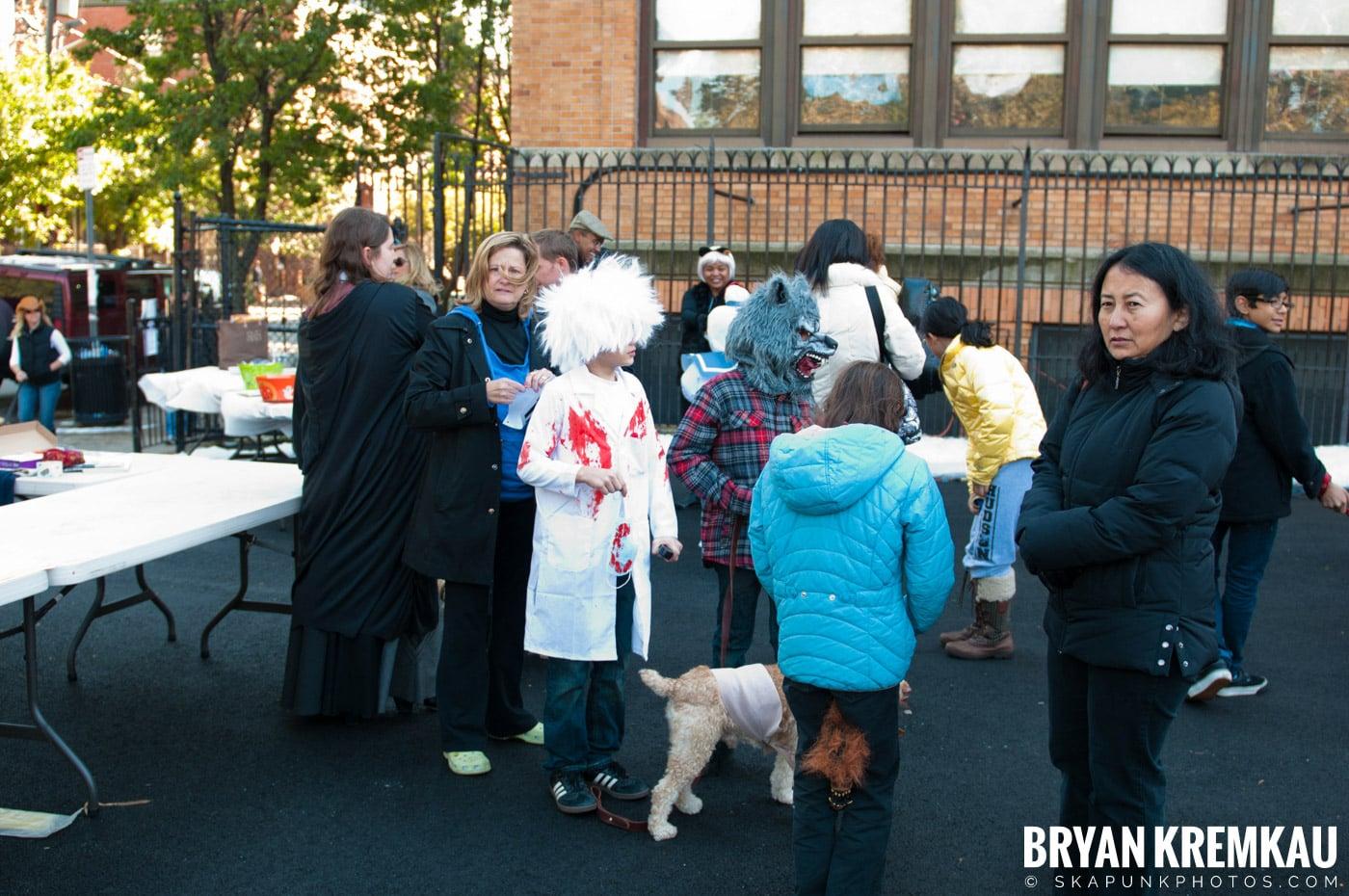 Paulus Hook Halloween Pet Parade 2011 @ Jersey City, NJ - 10.30.11 (60)