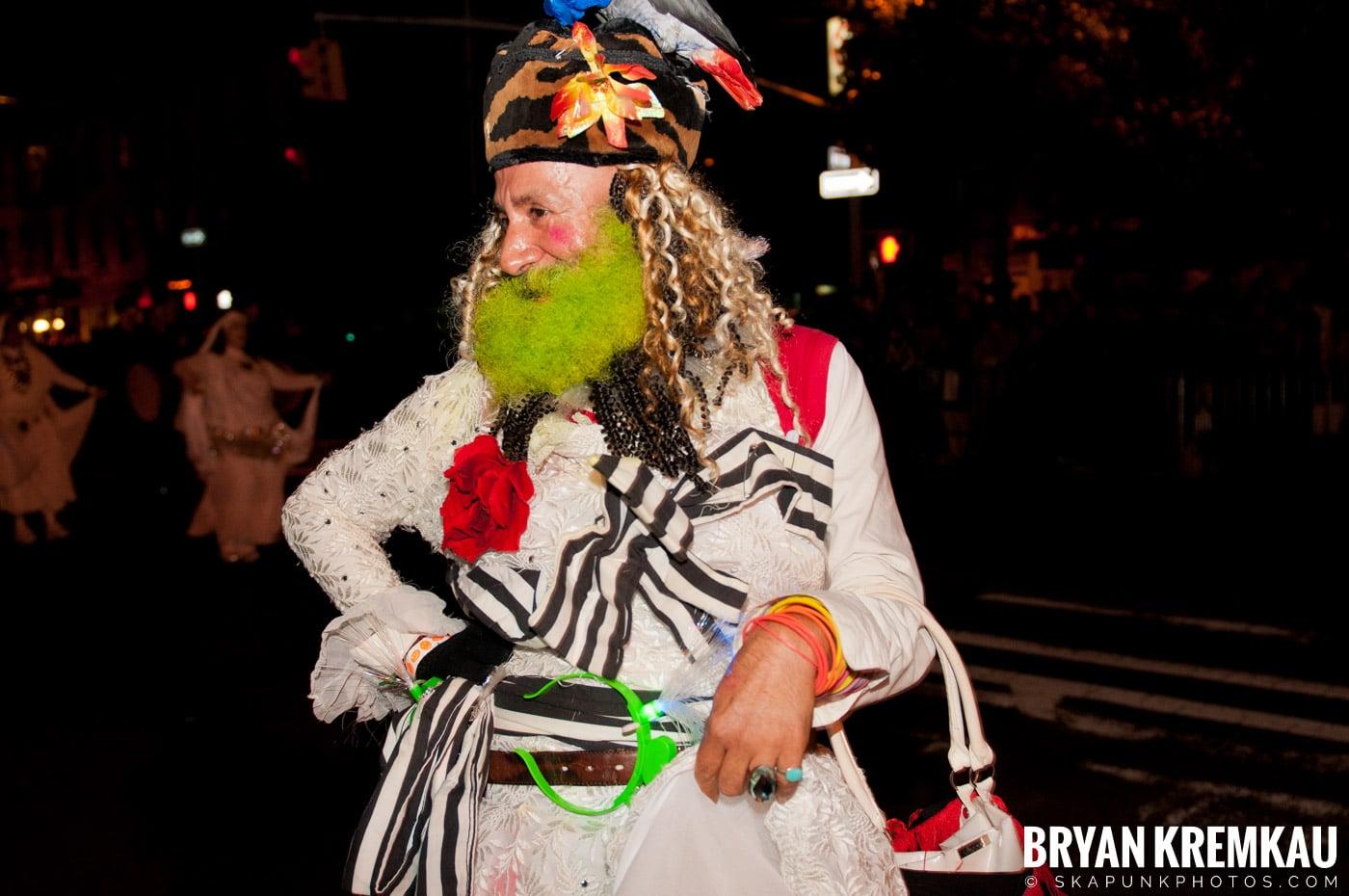 NYC Halloween Parade 2011 @ New York, NY - 10.31.11 (98)
