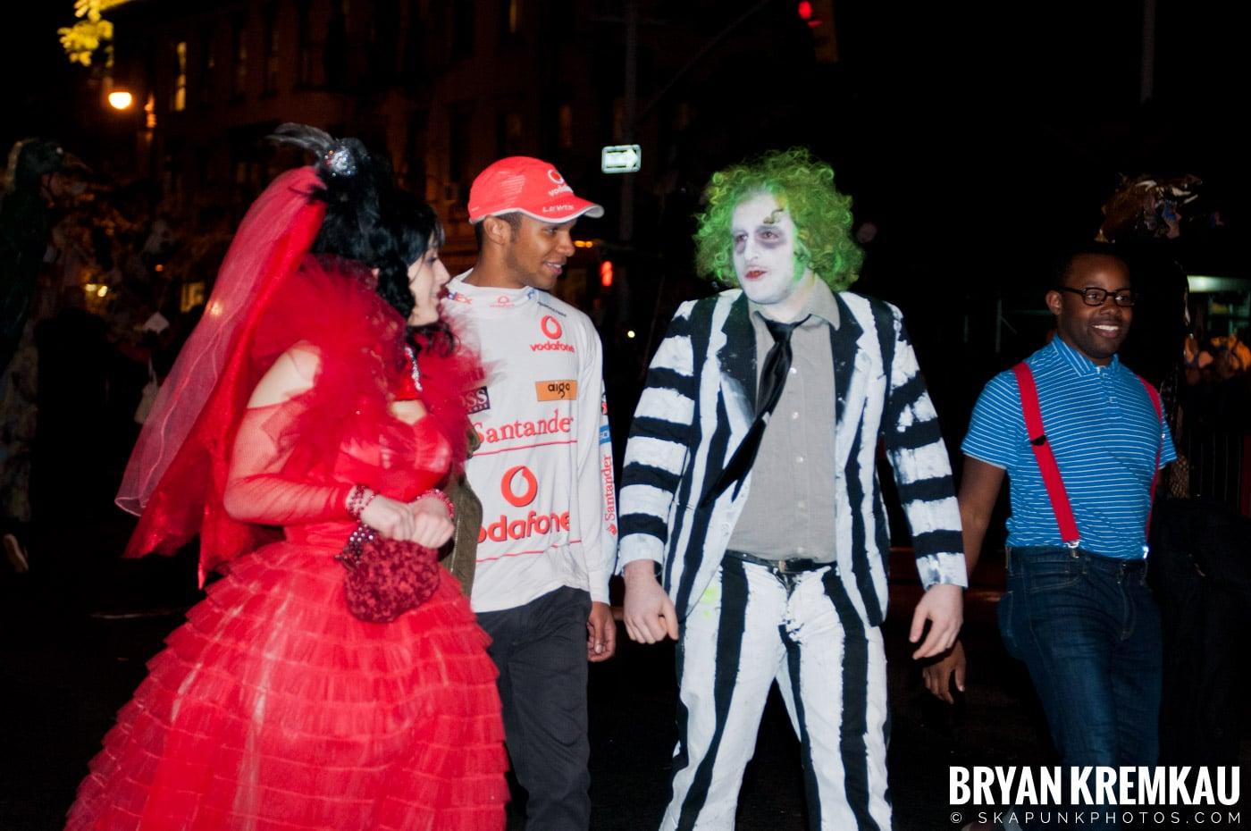 NYC Halloween Parade 2011 @ New York, NY - 10.31.11 (95)