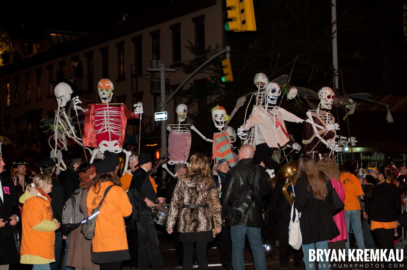 NYC Halloween Parade 2011 @ New York, NY - 10.31.11 (94)