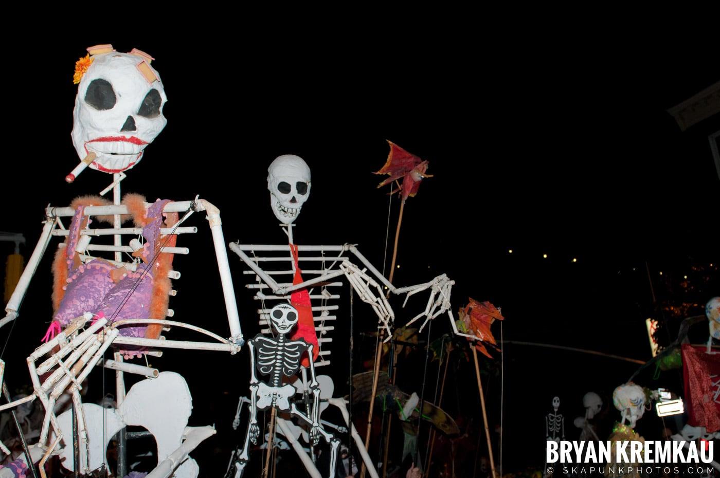 NYC Halloween Parade 2011 @ New York, NY - 10.31.11 (93)