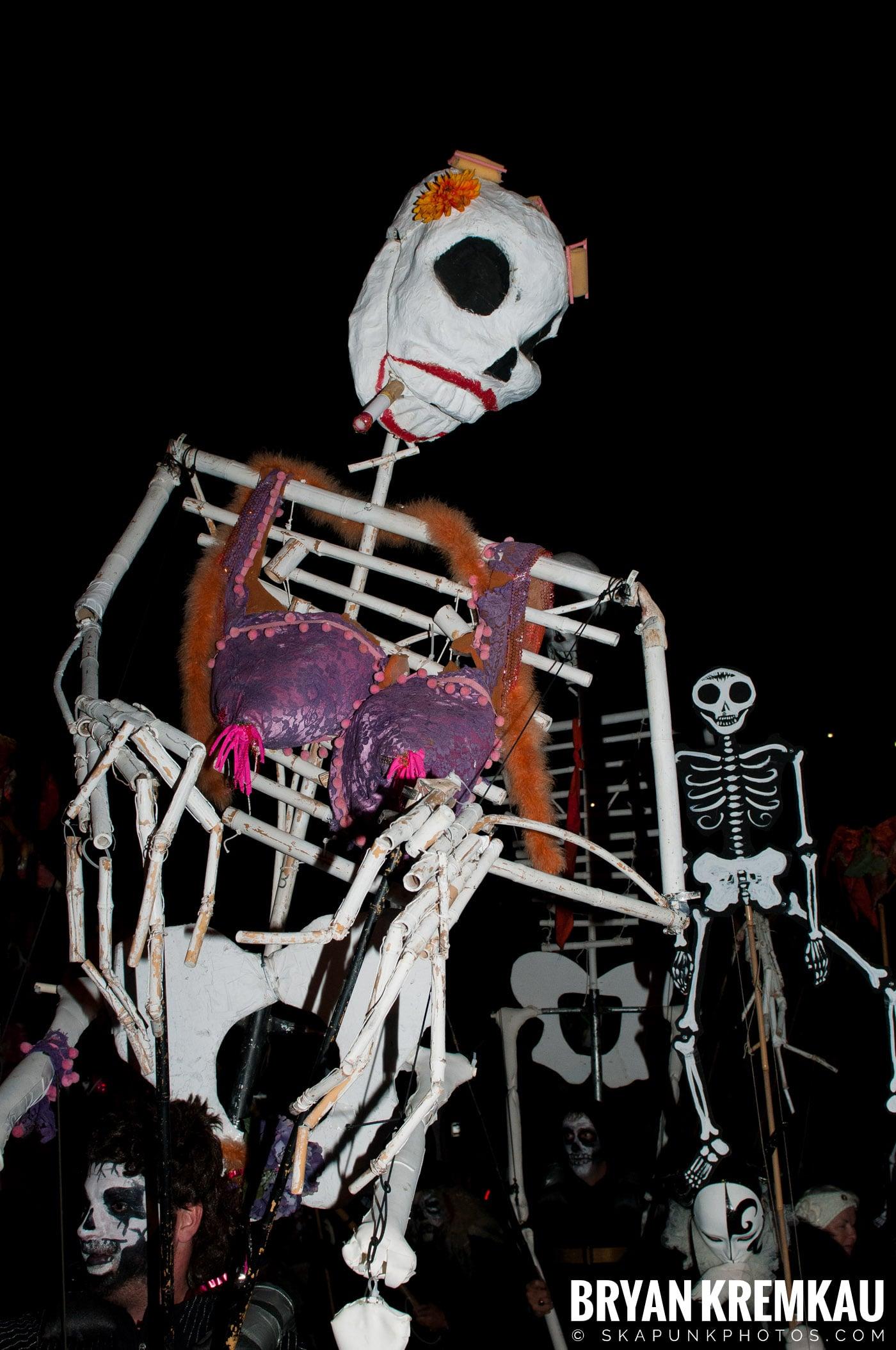 NYC Halloween Parade 2011 @ New York, NY - 10.31.11 (92)