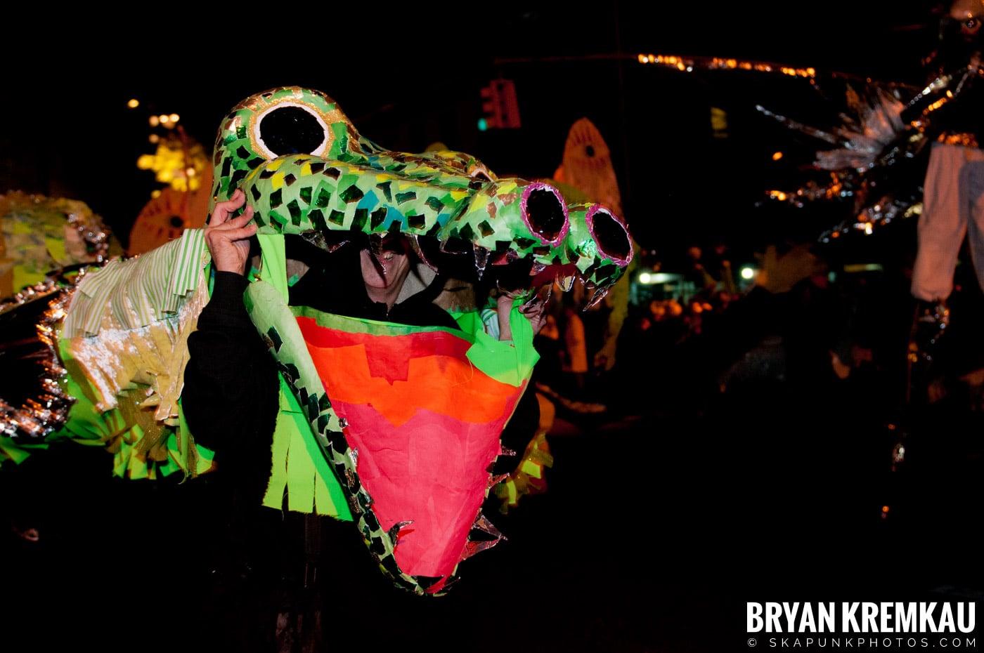 NYC Halloween Parade 2011 @ New York, NY - 10.31.11 (89)