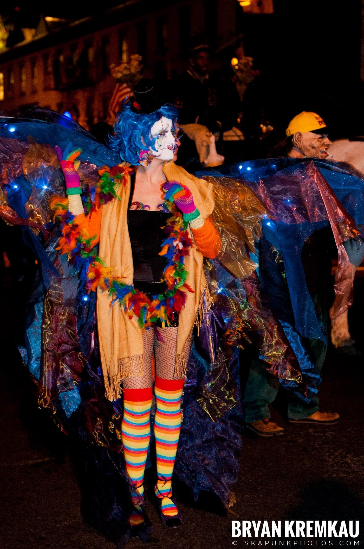 NYC Halloween Parade 2011 @ New York, NY - 10.31.11 (88)