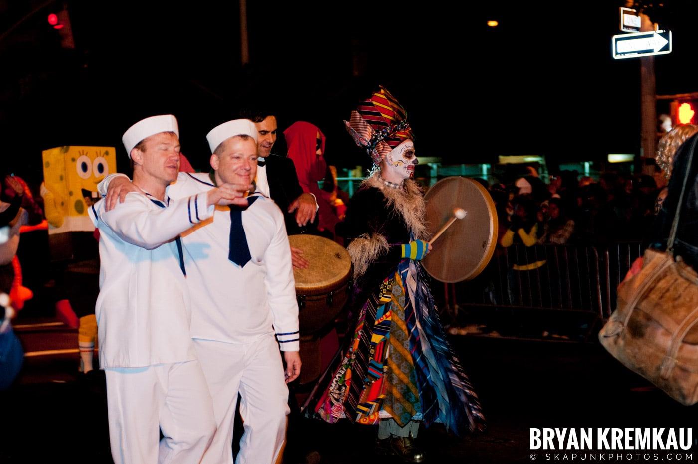 NYC Halloween Parade 2011 @ New York, NY - 10.31.11 (87)