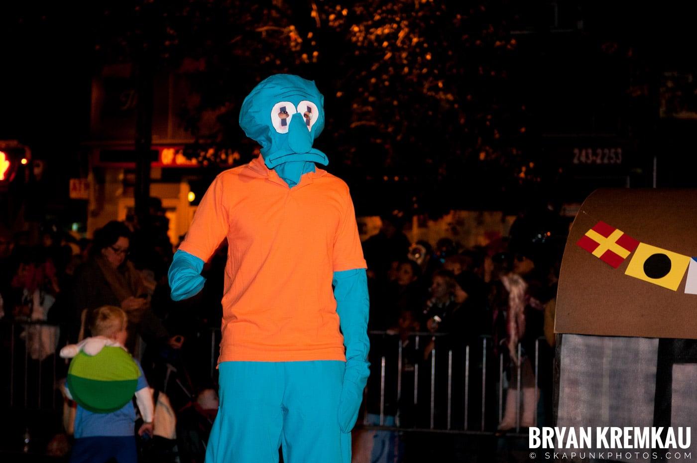 NYC Halloween Parade 2011 @ New York, NY - 10.31.11 (85)